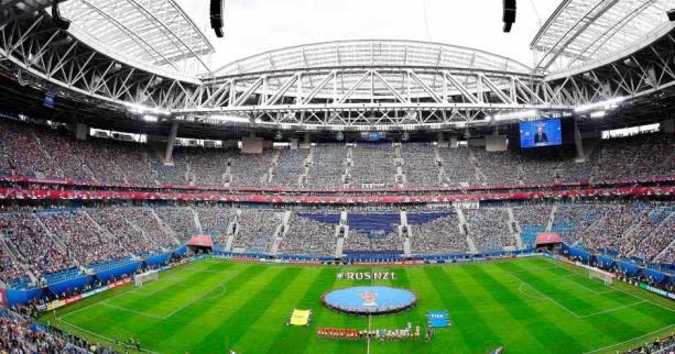 Foot cm 2018 coupe du monde 2018 le calendrier jusqu 39 la phase de groupes - Prochaine coupe du monde foot ...