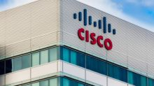Cisco Stock Rises 5%