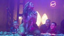 Jennifer Lopez se emociona al saber que tiene posibilidades a los premios Oscar por primera vez
