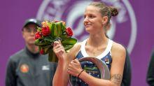 WTA Finals singles field set as Svitolina, Pliskova qualify