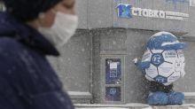 Rusia envía a EE. UU. un avión con equipamiento médico para enfrentar el COVID-19