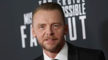 Simon Pegg 'turned up drunk' to film 'Mission: Impossible III' scenes