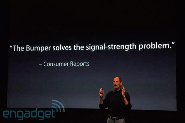 Apple affirms: no software fix for iPhone 4 antenna issue