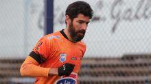 Godín, Forlán, Suárez y Lugano felicitan al 'Loco' Abreu en su retiro