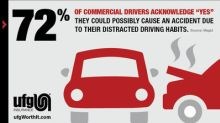 "UFG Insurance highlights the dangers of distracted driving with ""Worth It"" program"