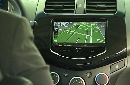 Chevrolet set to debut GogoLink navigation on Spark and Sonic rides (video)
