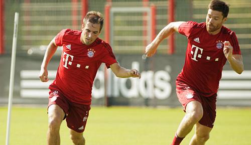 FC Bayern: Xabi Alonso: Das waren meine besten Mitspieler