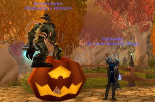 It came from the Blog: Let's go Trick or Treating!