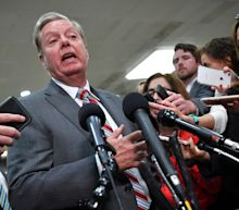 Lindsey Graham on criticism of Trump: 'I don't remember John McCain having to go through this crap'