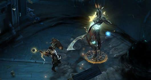 Diablo III to begin technical testing in China shortly
