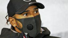 Lewis Hamilton facing uncertain weekend as Mercedes team member tests positive