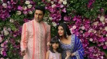Bollywood star Aishwarya Rai, daughter, hospitalised for COVID-19 - media