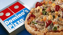 Vegan disgusted after 'sickening' find in her Domino's pizza