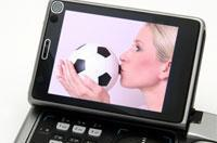 Mobile TV popular in the 25-34 male crowd