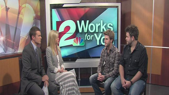 Swon Brothers interview at Channel 2