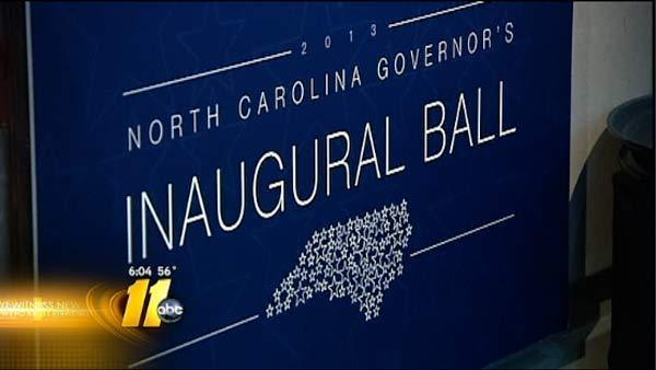 Inauguration festivities kick off in Raleigh