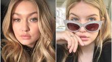 ¿Otra hermana Hadid? Te presentamos a la 'gemela de talla grande' de Gigi