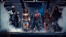 'Justice League': See the Batmobile's New Upgrades