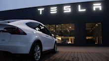 Tesla prices its secondary offering at $767 a share