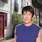 We visited alleged Epstein 'madam' Ghislaine Maxwell's upscale house in London's Belgravia, where the superrich live, and got a taste of her lifestyle before she disappeared