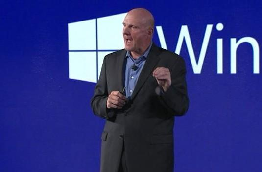 Steve Ballmer says he couldn't change Microsoft fast enough