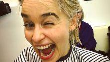 Emilia Clarke se convierte en la Madre de Dragones