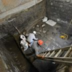Ancient Aztec palace ruins found under landmark building in Mexico City