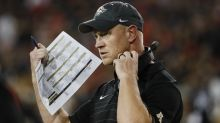 UCF coach Scott Frost played scout team QB to help prepare for Navy's option