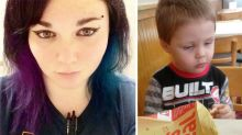 Furious mum's letter to rude shopper who mocked her young son