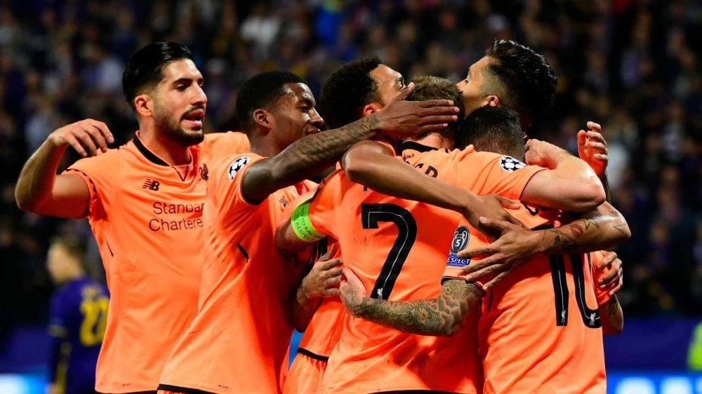 Champions League, 3ª giornata - Pari Real, Liverpool forza 7, Besiktas a punteggio pieno