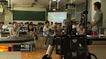 Robots in the classroom the future of education?