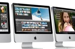 Apple announces new iMacs with aluminum enclosure, glass displays