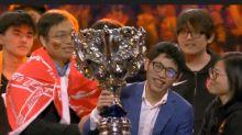 【S9 冠軍賽】FPX 橫掃 G2,戰馬成台灣首位世界冠軍教練
