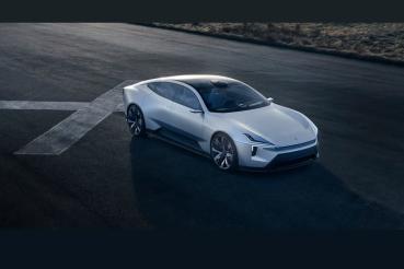 Polestar決定出手,北京車展宣布量產Precept對抗Tesla