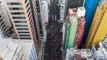 Hong Kong rallies after extradition law U-turn as Asian markets bounce