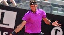 Injury-plagued Del Potro confirms for French Open