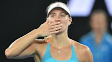 Kerber survives, Halep falls and Melbourne celebrates a new hero
