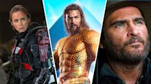 The new movies to stream this weekend: 'Aquaman', 'Edge of Tomorrow' and more