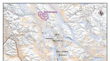 Commander Outlines Porphyry Copper-Gold targets on Burn Project, British Columbia