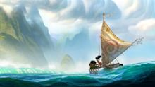 Disney Releases First Look of Animated 2016 Feature 'Moana' About a South Pacific Heroine