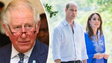 Kate and William's big move that left Charles 'in the cold'