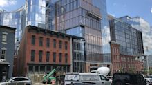 What's old is new again at 655 New York Ave. NW. We take you inside the massive project.