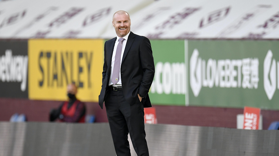 Upsets and unpredictability give Sean Dyche grounds for optimism