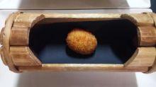 La mejor croqueta del mundo se come en Toledo y tiene un toque japonés