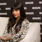 Jameela Jamil slams the late Karl Lagerfeld for body-shaming: 'A ruthless, fat-phobic misogynist'