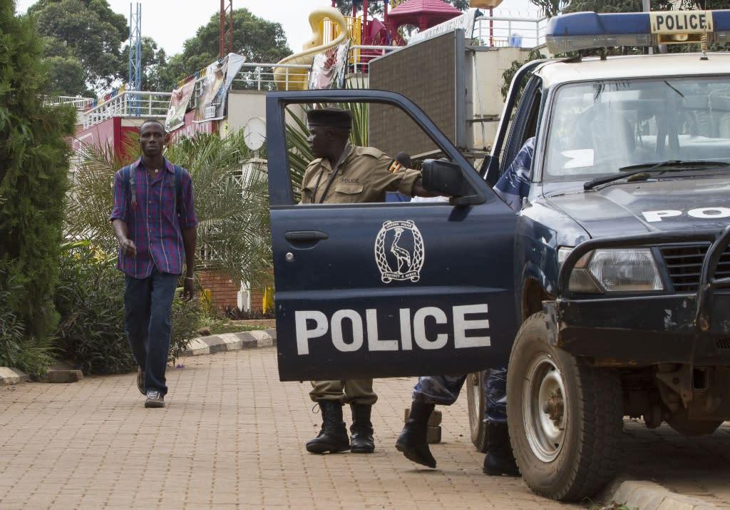 Uganda last week vowed to boost security over threats by Somalia's Al-Qaeda-affiliated Shebab militants