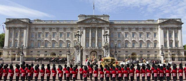 Buckingham palace to open its gates to the public starting for Buckingham choice floor plans