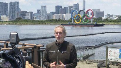 """Tokio 2020. Gonzalo Bonadeo: """"Que la gente me logre identificar con los Juegos Olímpicos es un sueño desde que tengo cinco años"""""""