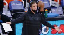"Luke Walton ""very confident"" he will return as Kings' coach next season"