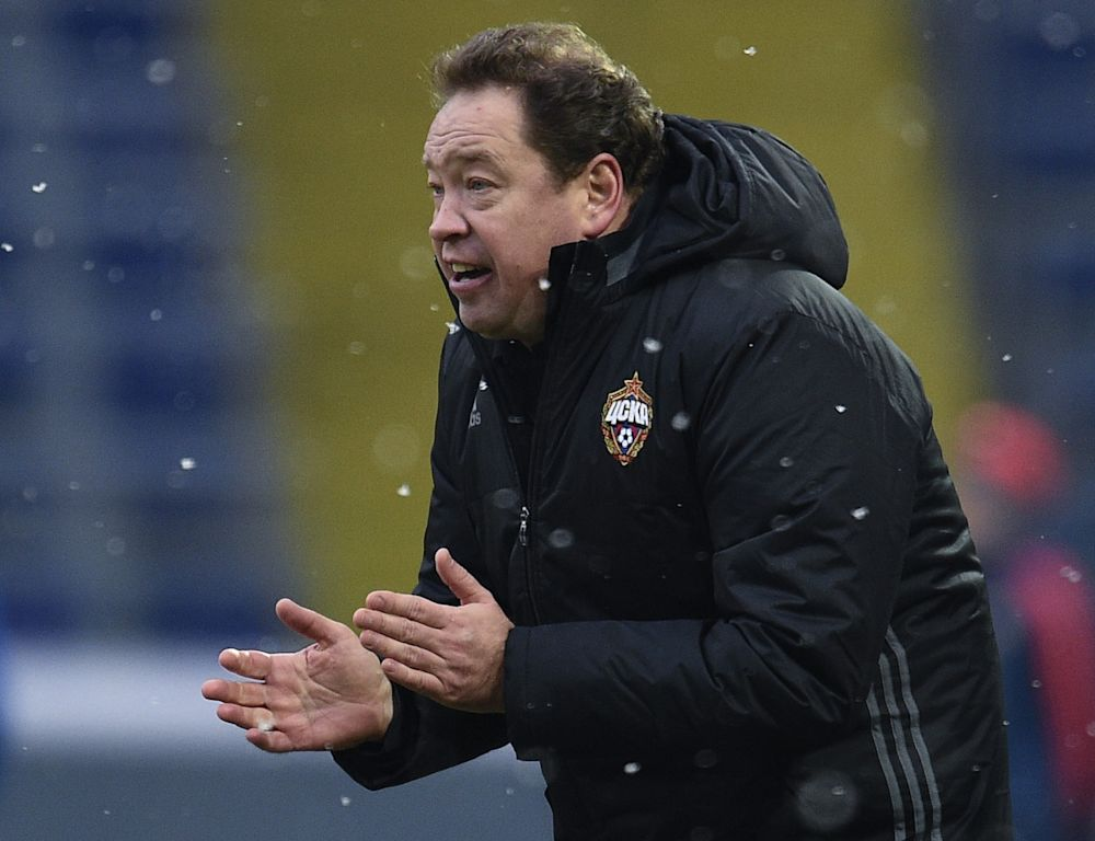 Leonid Slutsky will be in charge of Hull after leaving CSKA Moscow